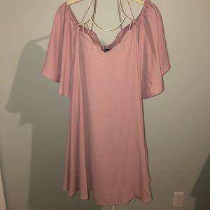 Brand New Off Shoulder Mini Dress